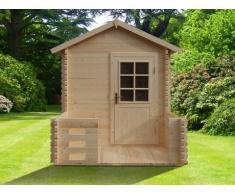 Sauna de uso exterior 2/3 plazas HUVILA III