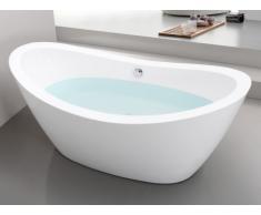 Bañera exenta ALDA de diseño - 1 plaza - 83x170x77cm - 180L