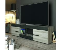 Mueble tv 180 cm baikal