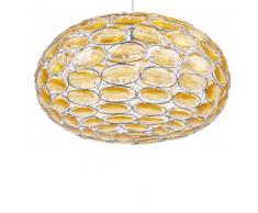 Lámpara de techo aricia ambar
