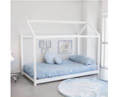 Cama infantil roof