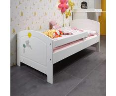 CAMA BLANCA INFANTIL DREAM