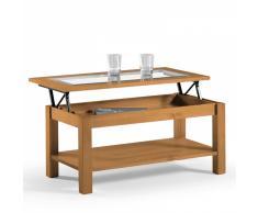 Mesa de centro elevable tray