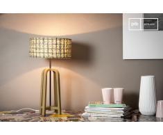 Lámpara de mesa de estilo vintage Andersen