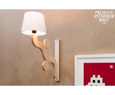 Lámpara de pared vintage Rholl