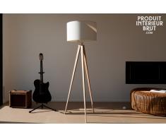 Lámpara trípode vintage Kavinsky