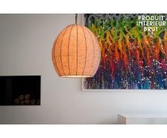Lámpara colgante de estilo vintage Astemik