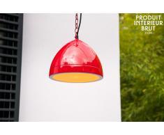 Lámpara colgante de estilo vintage Këpsta