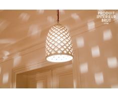 Lámpara colgante estilo vintage Hoffen