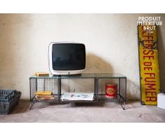 Consola de TV de diseño industrial Ontario