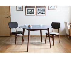 Mesa de comedor de diseño escandinavo Cristina