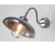 Lámpara de pared cuello de cisne de estilo vintage