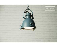 Lámpara colgante de aceite de estilo vintage Spitzmüller
