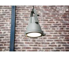 Lámpara colgante de estilo vintage Weissmuller