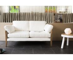 Sofa blanco Ariston