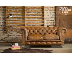 Sofa Chesterfield vintage Saint Paul