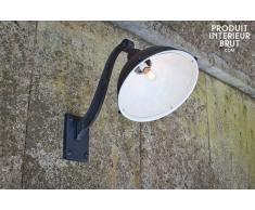 Lámpara de almacén cuello de cisne de estilo vintage