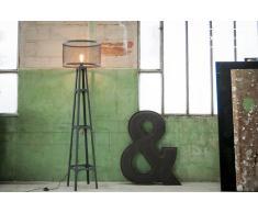 Lámpara estándar de diseño industrial Hornby