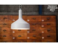 Lámpara colgante de estilo vintage Nadok