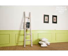 Escalera toallero de estilo vintage