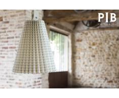 Lámpara de suspensión de estilo vintage Mark