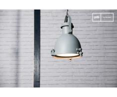 Lámpara colgante de estilo vintage Spitzmüller