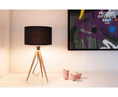 Lámpara de mesa de estilo escandinavo Kavinskï