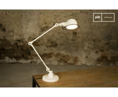 Lámpara de escritorio Ivory Jieldé estilo vintage Signal