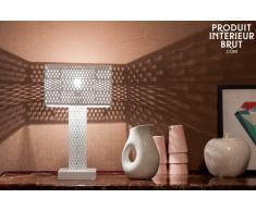 Lámpara de mesa d estilo vintage Raüma