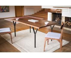 Mesa de comedor de diseño escandinavo Mabillon