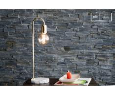 Lámpara de mesa de estilo shabby chic Ora