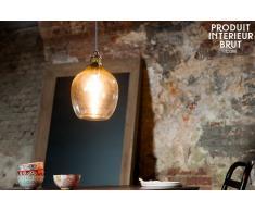Lámpara colgante de estilo vintage Belvedere