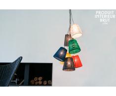Lámpara colgante de estilo vintage Schevä