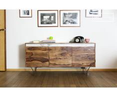 Cómoda de madera de estilo escandinavo Mabillon