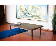 Mesa de centro de estilo vintage Alienor