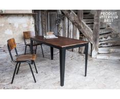 Mesa estilo escandinavo Doinel