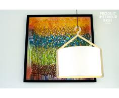 Lámpara de techo de estilo vintage Cintrée