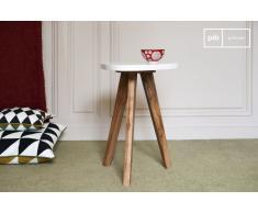 Mesa auxiliar estilo vintage Stockholm