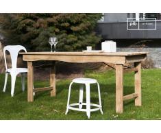 Mesa de madera de estilo escandinvo Elise