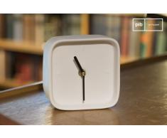 Reloj estilo escandinavo de porcelana Fjorden