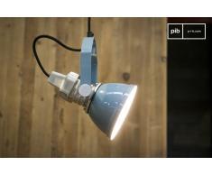 Lámpara colgante de estilo vintage Sogelys