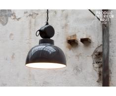 Lámpara colgante de diseño industrial Retronom