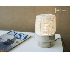 Lámpara de mesa Cistella