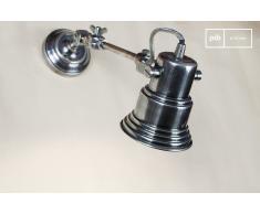 Lámpara de pared de estilo vintage Mons