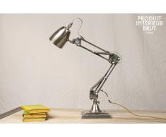 Lámpara de escritorio de estilo industrial 1957