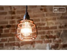 Lámpara de suspensión de estilo vintage Bristol
