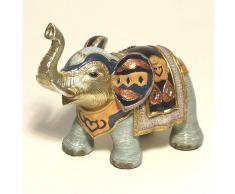 Elefante mosaico pequeño