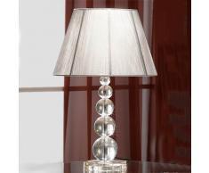 Lámpara de Sobremesa Mercury Transparente