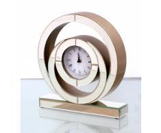 Reloj de Mesa con Círculos