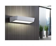 Aplique led megan Blanco 12w